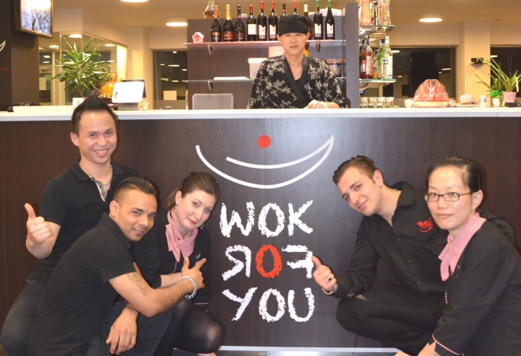 Staff Sala Wok For You 2