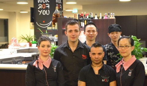 Staff Sala Wok For You